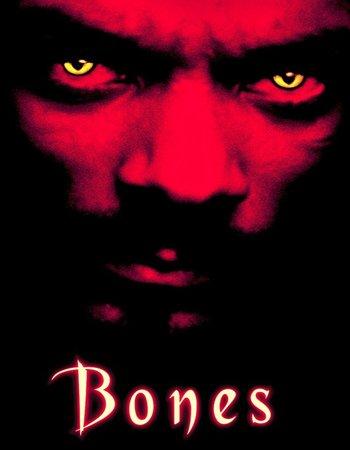 Bones (2001) Dual Audio WEB-DL 480p 300MB Movie