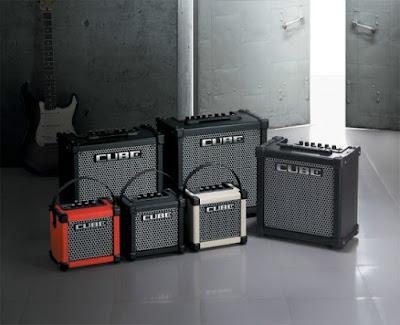Ampli Roland Cube 40GX