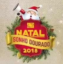Promoção ACIFI Natal 2018 Sonho Dourado