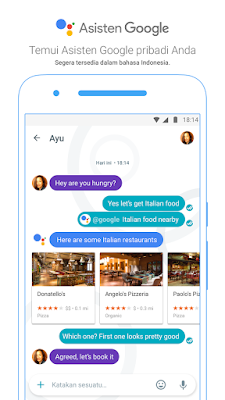 Assistant Google Allo