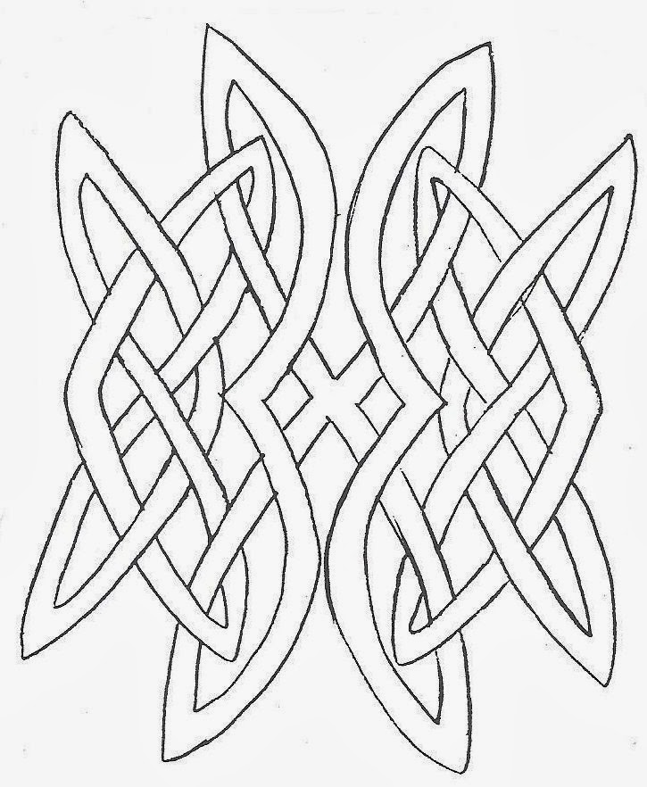 Tattoos Book: +2510 FREE Printable Tattoo Stencils: Celtic ...
