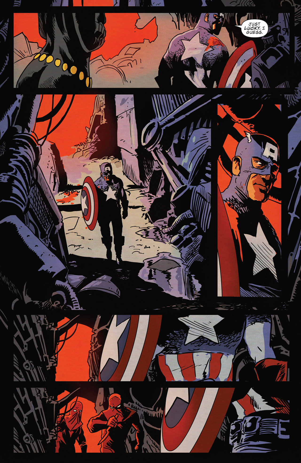 Read online Captain America And Black Widow comic -  Issue #637 - 19
