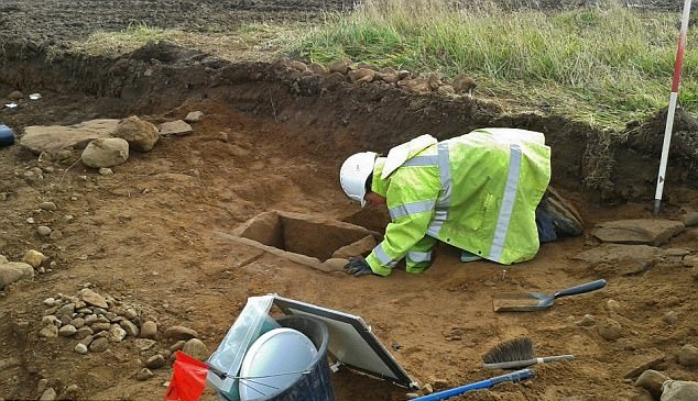 Bronze Age burials found near Scotland's Loch Ness