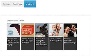 Menambahkan Widget Related Post dari Content.ad di Blog