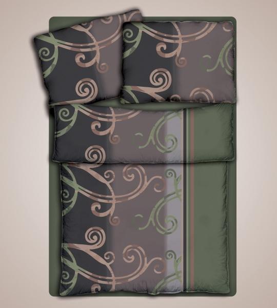 Ložní prádlo Jian - bavlněný Jersey - 100% čistá bavlna - oboulícní úplet 140g/m2