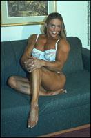 Female Bodybuilder Colette Nelson