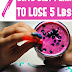 7 DAYS DIET PLAN TO LOSE 5 Lbs