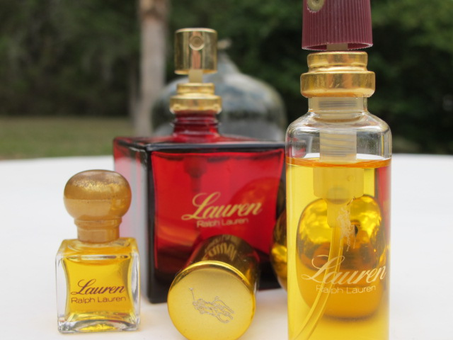 Top Vintage Lauren by Ralph Lauren - SOTD Mini Review ~ The Smell of  ZF43