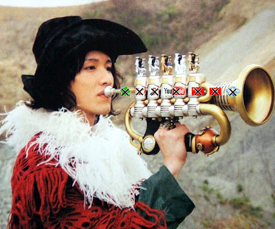 Gokaiger Rumors: Basco Got Thress Super Sentai Great Powers?!