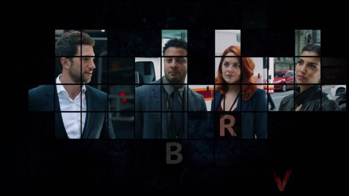 Fotograma de la intro de la serie Ransom de la CBS