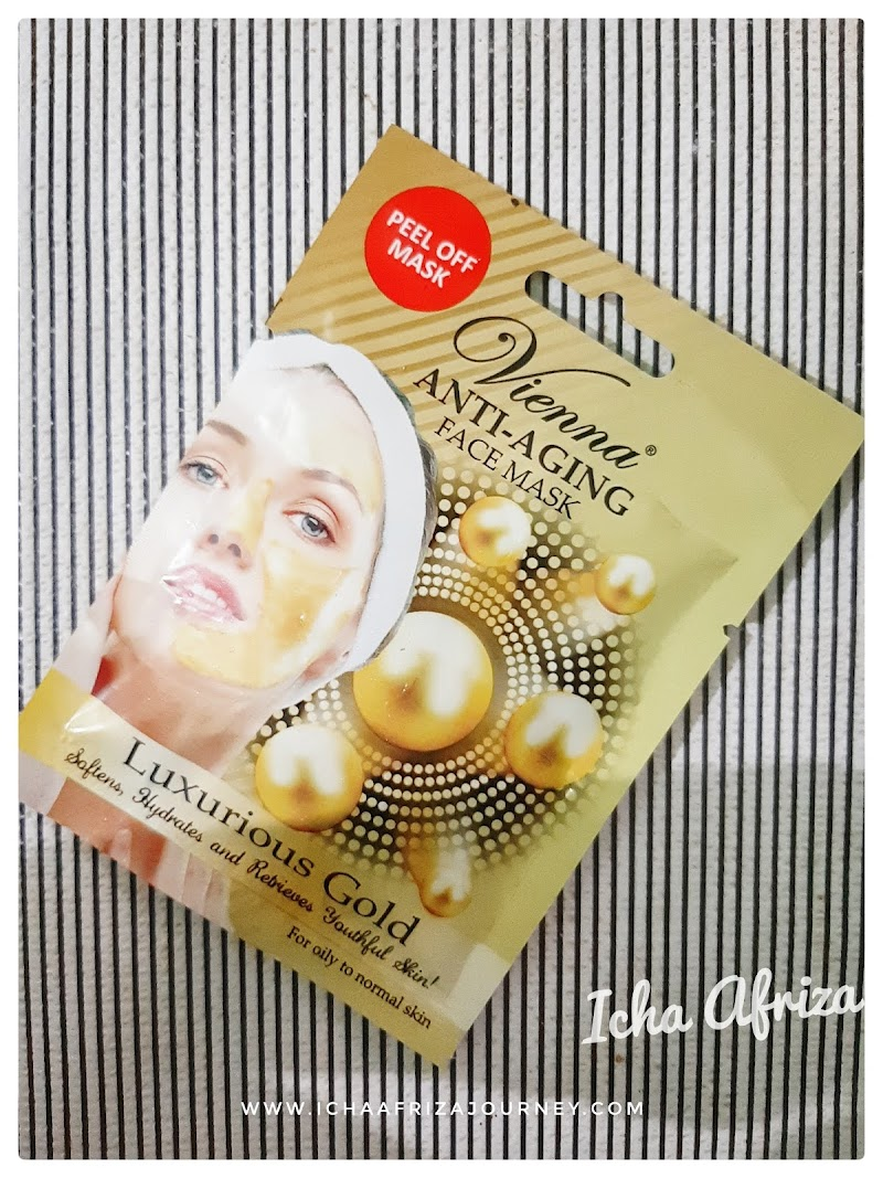 Review : Vienna Anti Aging Face Mask