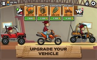 Game Hill Climb Racing