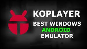 Download Emulator KOPlayer terbaru 2018