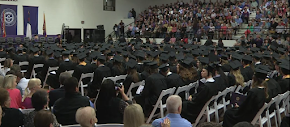 Ouachita moves its commencement indoors, but vibe is highly positive for 345 graduates, family and friends