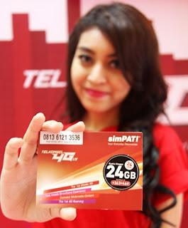 paket internet 4G Telkomsel