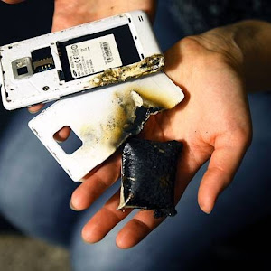 Tips Agar Smartphone Tak Meledak
