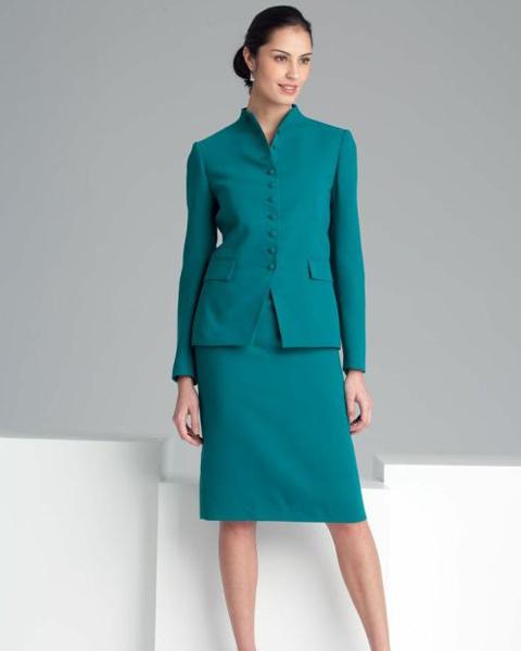 model baju jas dinas wanita