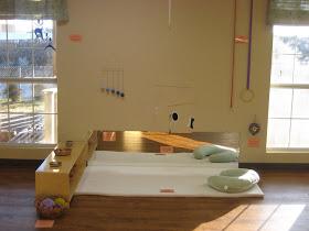 Pequefelicidad c mo preparar un espacio montessori para for Espejo montessori