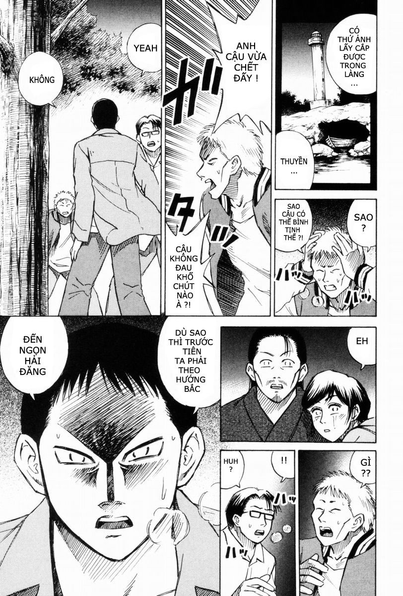 Higanjima chapter 45 trang 7
