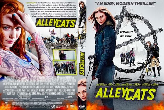 Download Alleycats Uma Corrida Pela Vida BDRip Dual Áudio