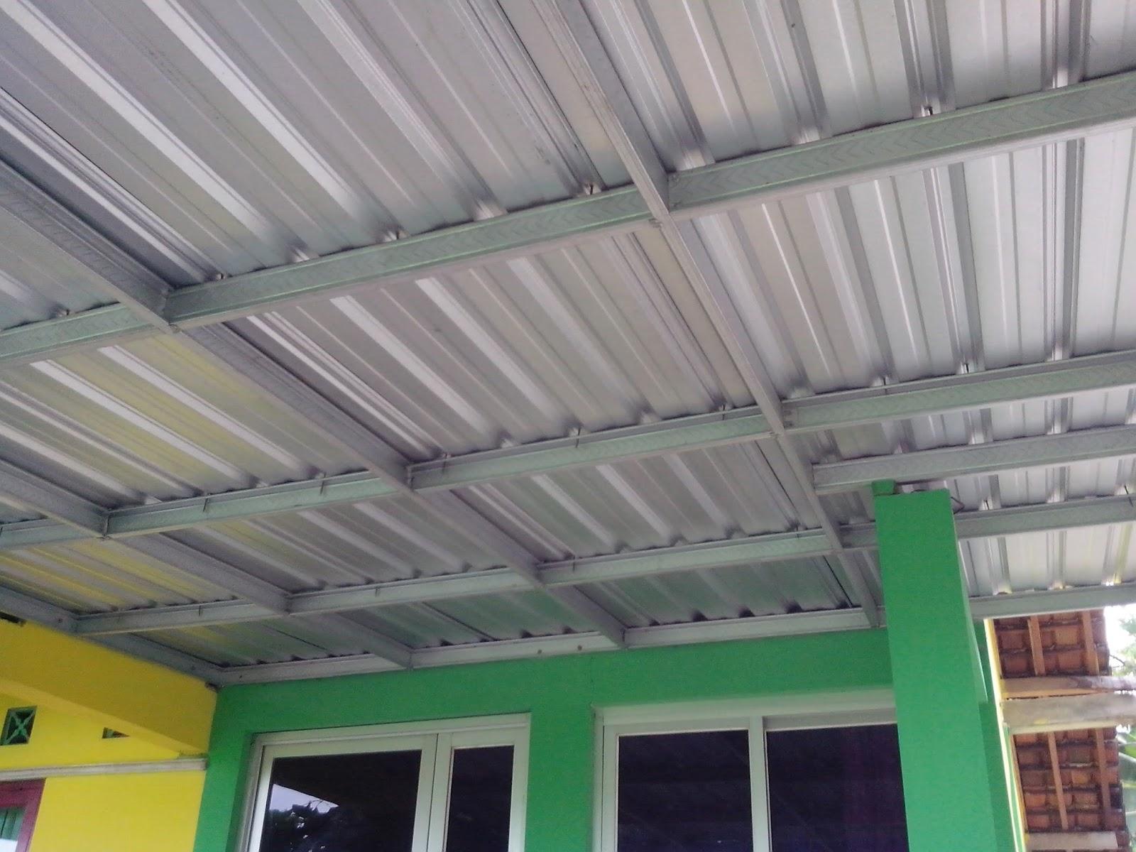 cara menghitung pemakaian baja ringan untuk atap rumah teras - aditya aluminium dan besi