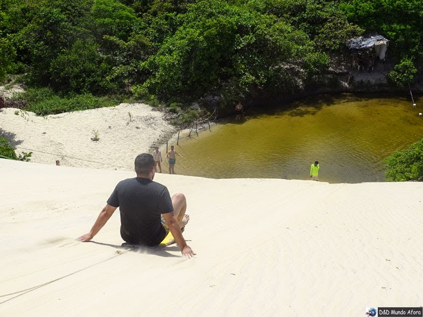 Skibunda - Lagoa de Jacumã - Praias de Natal e outras atrações