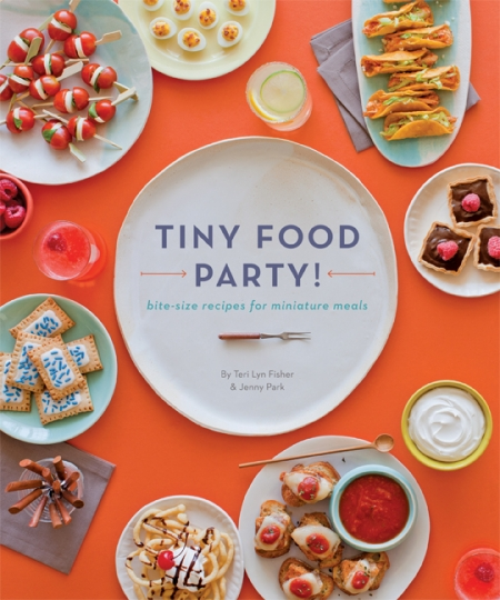 Tiny Food Party! | I Can Cook That
