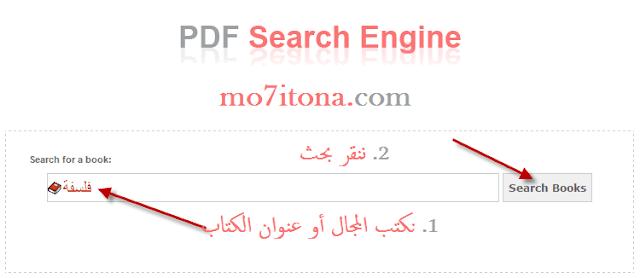 طريقة استعمال الموقع