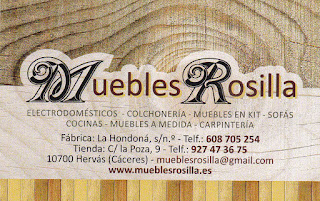 Muebles Rosilla