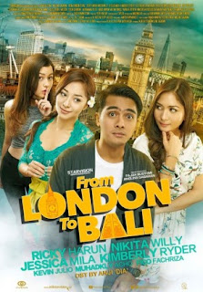 Download Film From London to Bali (2017) WEB-DL