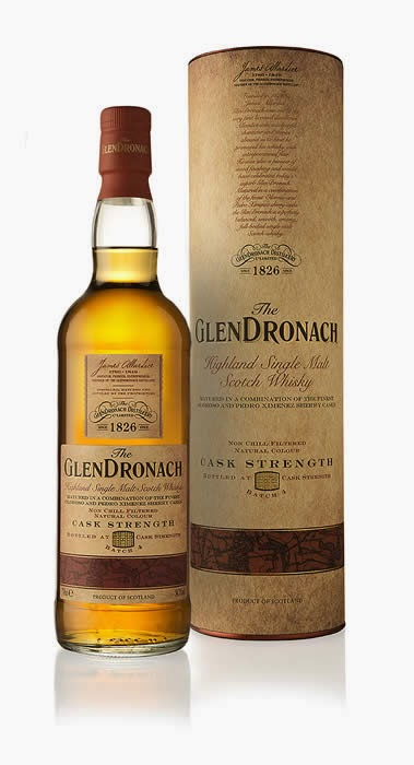 Glendronach Cask Strength