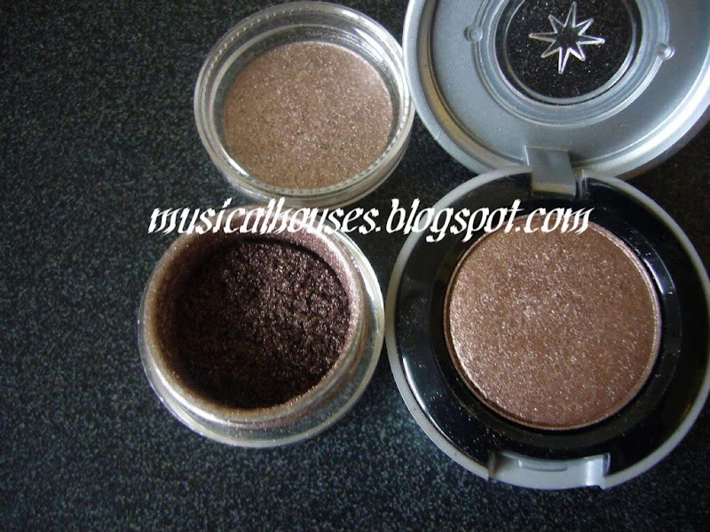 MAC Coco vs Urban Decay YDK