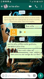Ellen souza traiu seu marido com seu melhor amigo e vazou acabou no WhatsApp