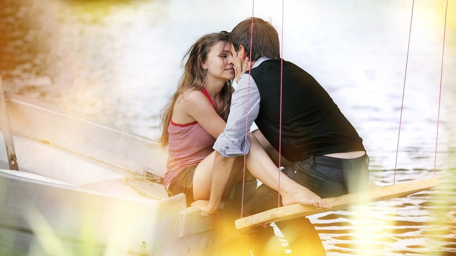 Hot Couple Kissing 1080P Hd Wallpapers  Images  Hd -9312