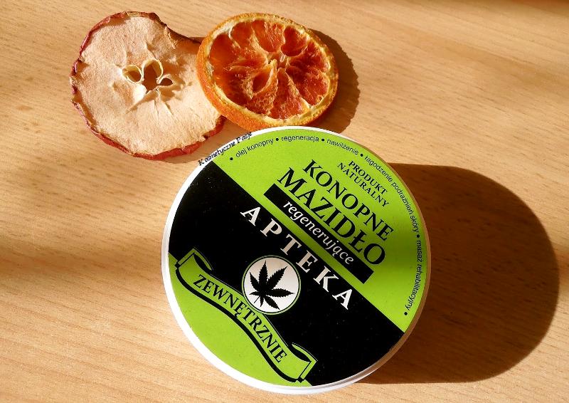 balsam z marihuaną