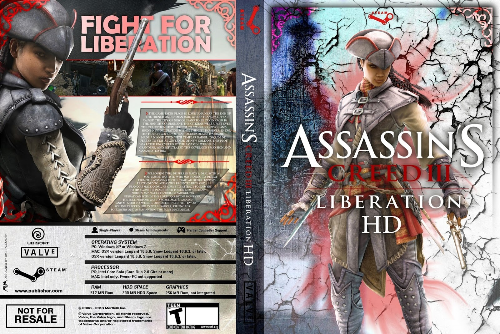 Baixar assassins creed liberation pc torent