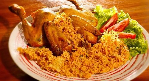 Resep Ayam Goreng Kremes Suharti Kalasan Asli