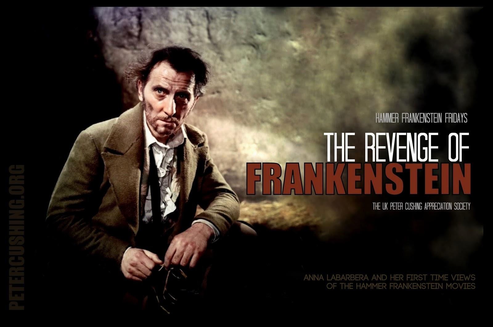 Essay revenge frankenstein