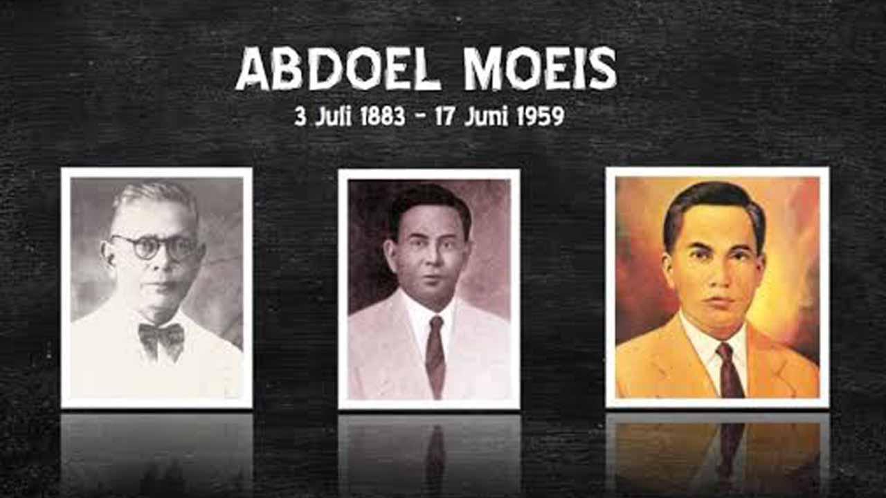 Biografi Abdoel Moeis