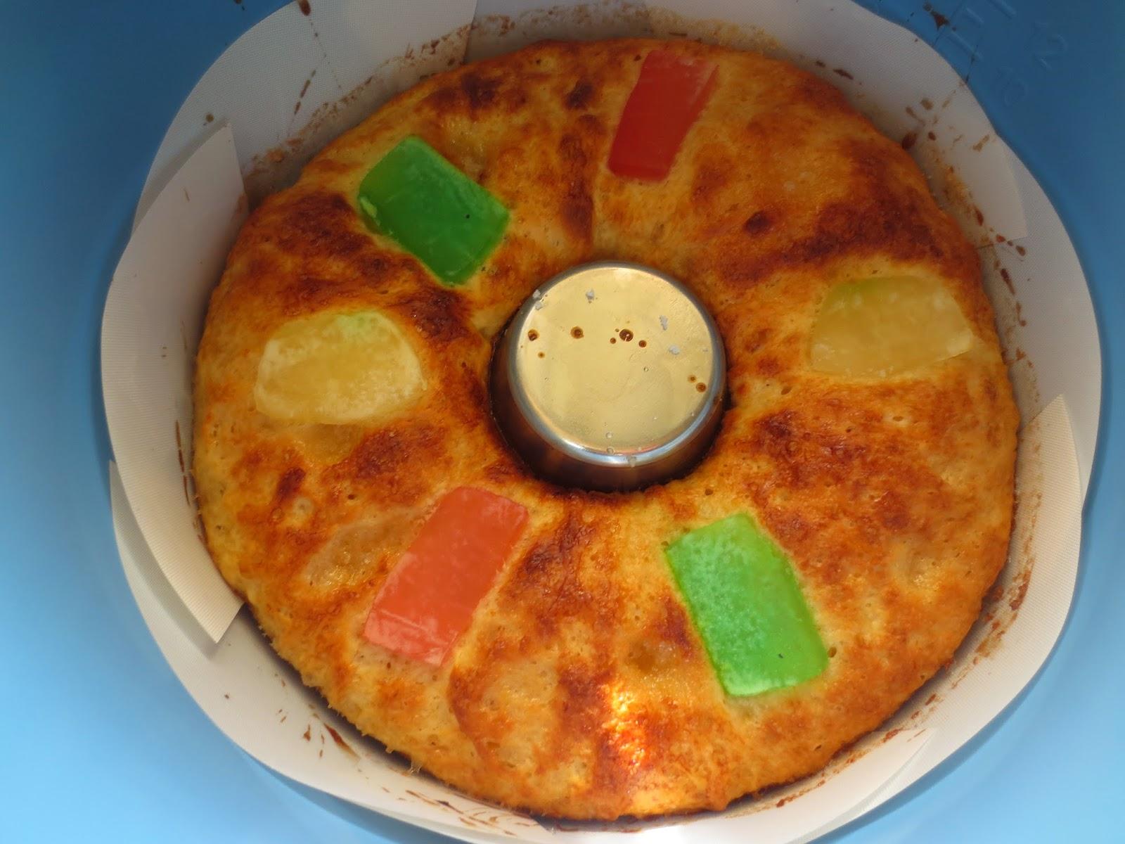 Roscón de Reyes olla GM