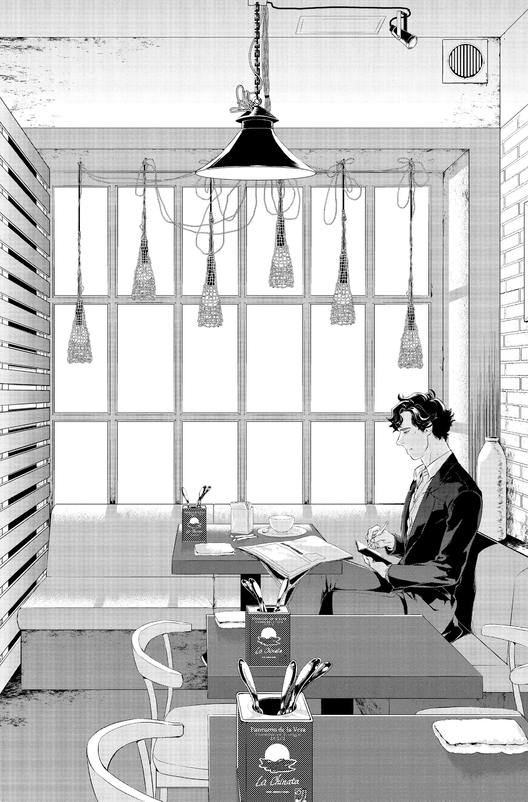 Read online Sherlock: A Study In Pink comic -  Issue #4 - 6
