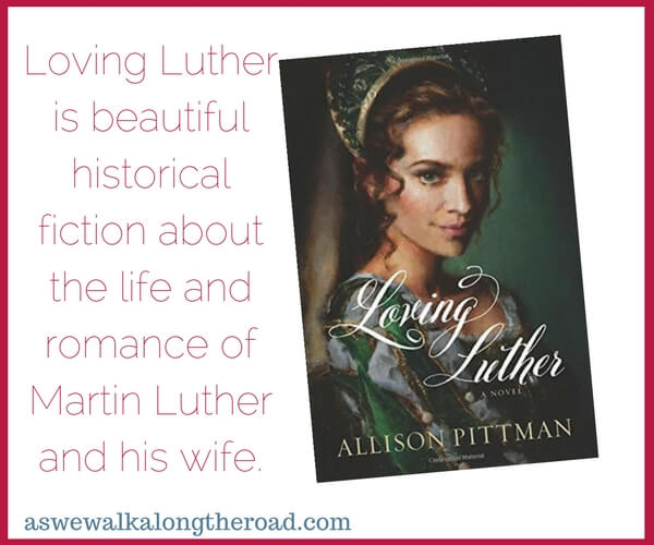 Review of Loving Luther; historical fiction