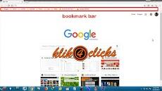 Cara Menampilkan Bookmark Bar Pada Google Chrome Versi 62.0.3202.94
