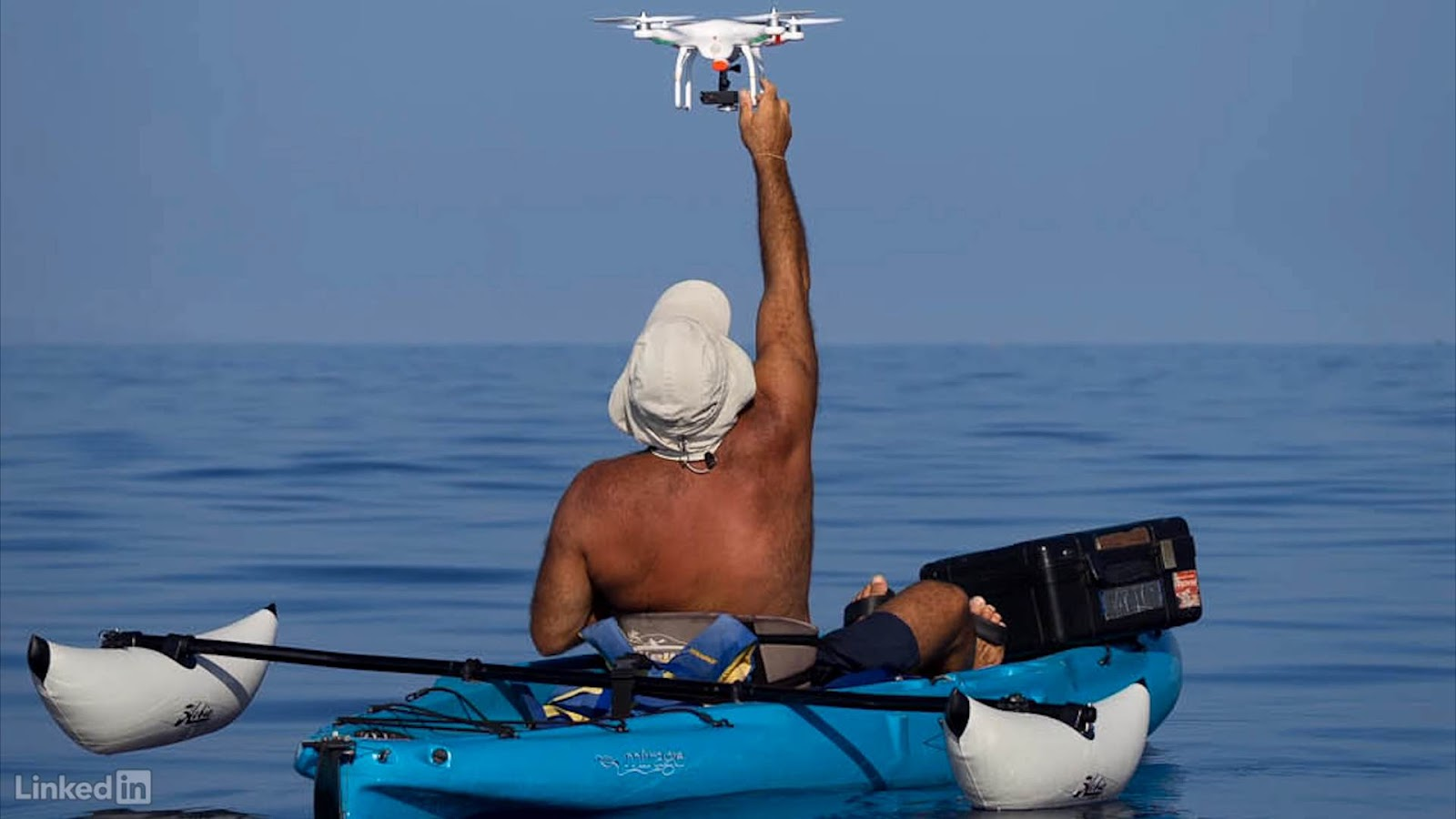 Flight Club: Drones and the Dawn of Personal Aerial Imaging