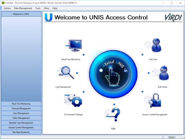 Hướng dẫn chuyển database access  sang SQL Server phần mềm lấy dấu vân tay UNIS