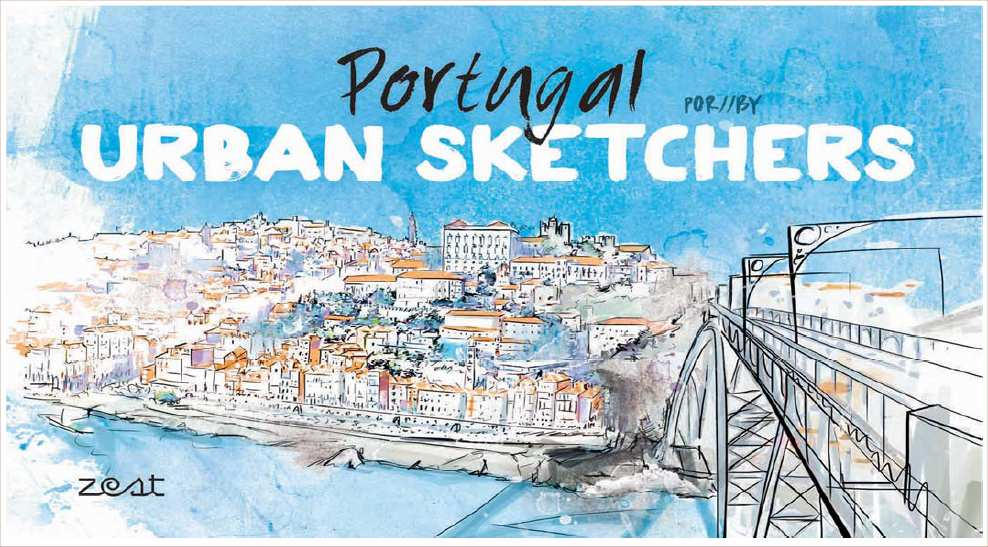 Portugal por/by UrbanSketchers