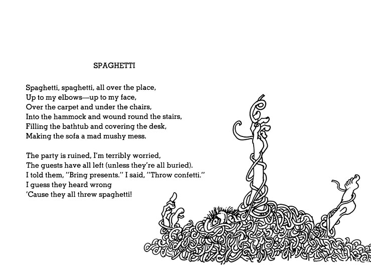 Short Shel Silverstein Quotes: GooGooGallery: Where The Sidewalk Ends