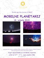 Digitalni planetarij Odiseja Supetar slike otok Brač Online