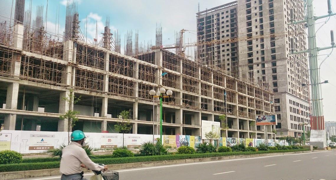Giá nhà ở Việt Nam còn quá cao
