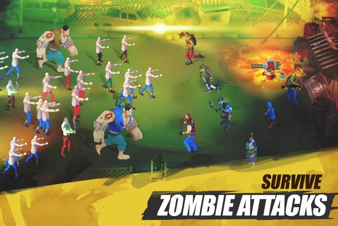 Zombie-Battleground - 1.0.2 - Mod Dame